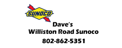 Dave's Williston Road Sunoco