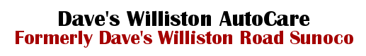 Dave's Williston AutoCare